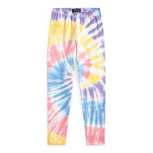 Junior Girls' [7-16] Tie-Dye Stretch Jersey Legging