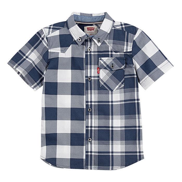 Chemise à poche plaquée pour garçons juniors [8-16]