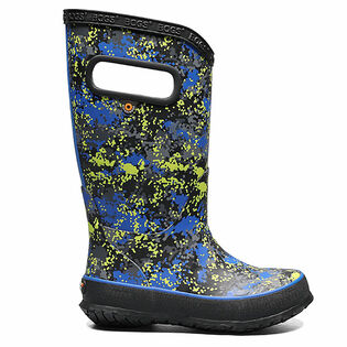 Juniors' [11-6] Micro Camo Rain Boot