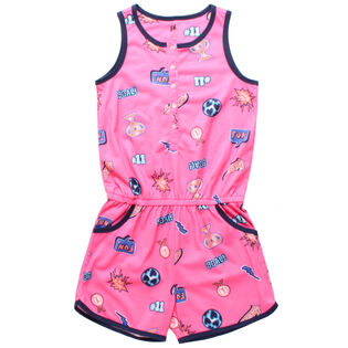 Junior Girls' [6X-14] Dream Team Romper