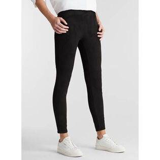 Women's Faux Suede Legging