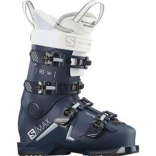 Bottes de ski S/MAX 90 pour femmes [2021]