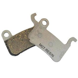 Plaquette de freins à disque M06 A-Type en métal
