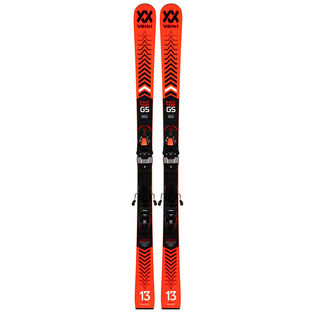Skis Racetiger GS R pour juniors [2021]