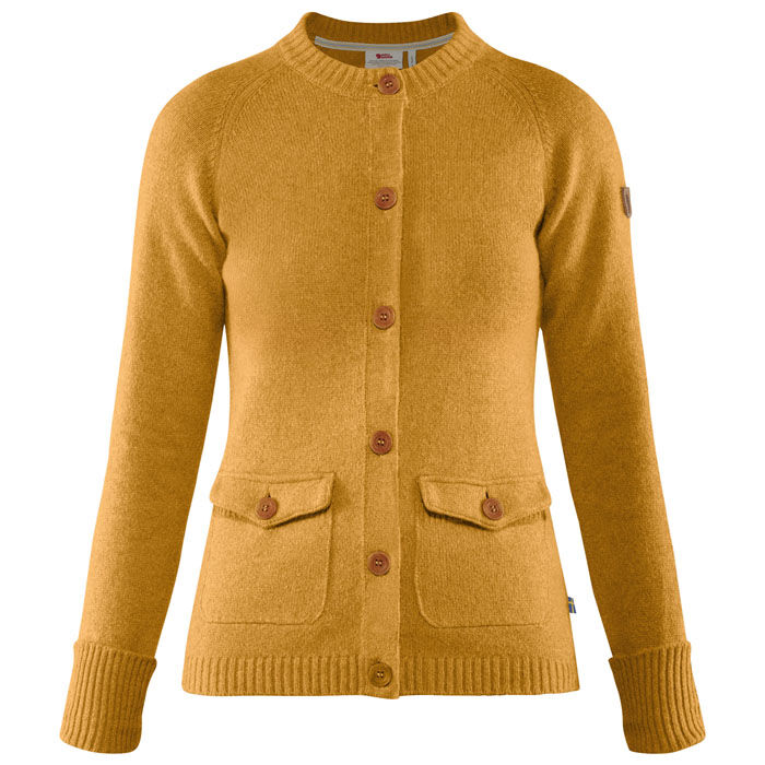 Cardigan Greenland Re-Wool pour femmes