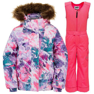 Girls' [2-7] Lola + Sparkle Two-Piece Snowsuit