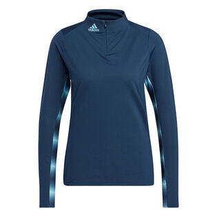 Women's HEAT.RDY Long Sleeve Mock Top