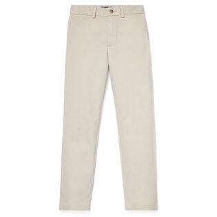 Pantalon chino en coton très serré pour garçons juniors [8-20]