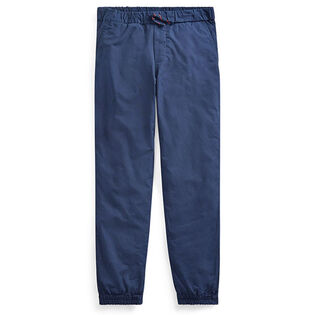 Junior Boys' [8-20] Cotton Poplin Jogger Pant