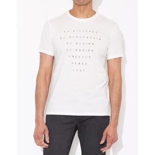 Men's No Violence T-Shirt