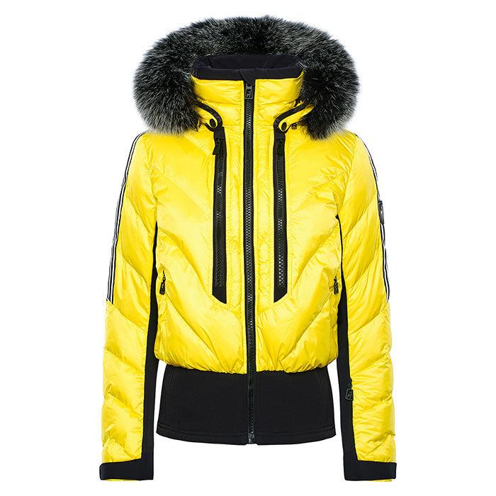 Manteau Clara avec fourrure pour femmes