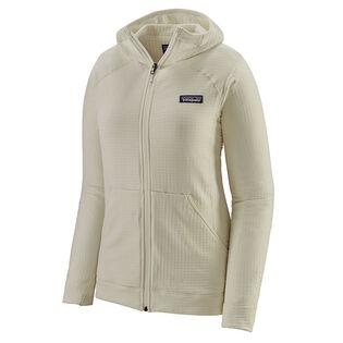 Women's R1® Fleece Full-Zip Hoodie