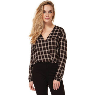 Women's Crossover Blouse