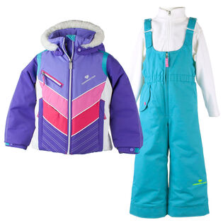 Girls' [2-6] Sierra Snoverall Two-Piece Snowsuit