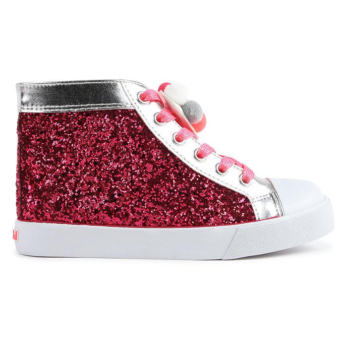 Chaussures de fête à tige haute pour enfants [11-3]