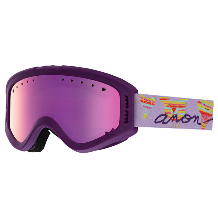 Juniors' Tracker Snow Goggle
