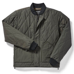 Men's Quilted Pack Jacket