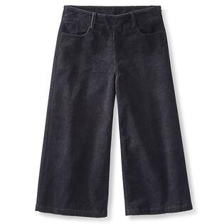 Pantalon en velours côtelé pour femmes