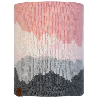 Sveta Blush Knitted Neck Warmer