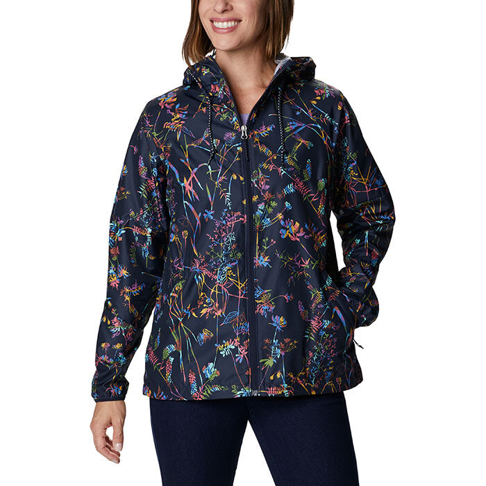 Women's Side Hill™ Printed Windbreaker Jacket