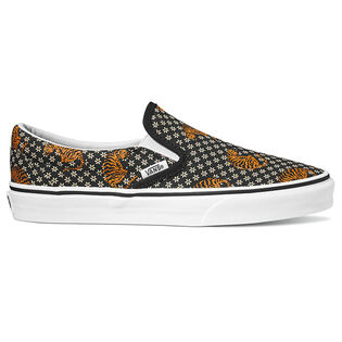 Women's Tiger Floral Classic Slip-On Shoe