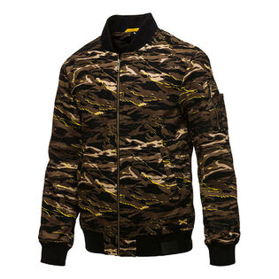 Men's XO Camo Bomber Jacket