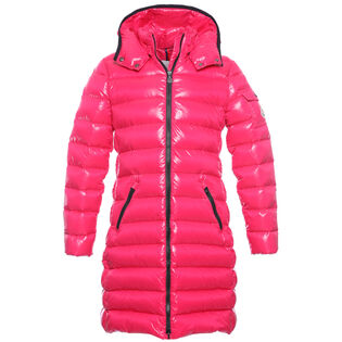 Junior Girls' [8-14] Moka Coat
