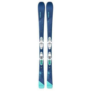 Skis Pure Joy + fixations Joy 9 GW SLR [2021]