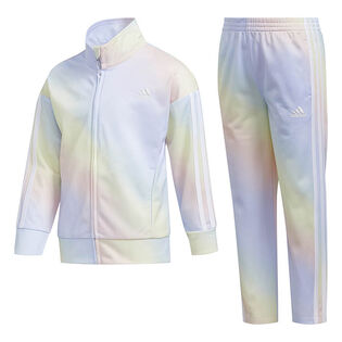 Girls' [2-6X] Iridescent Two-Piece Tracksuit