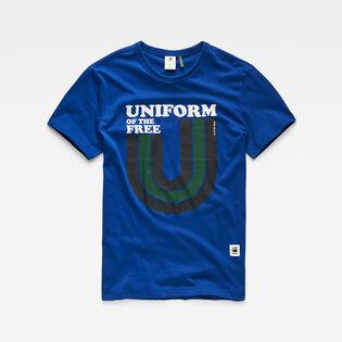 Men's Graphic 6 Regulate T-Shirt