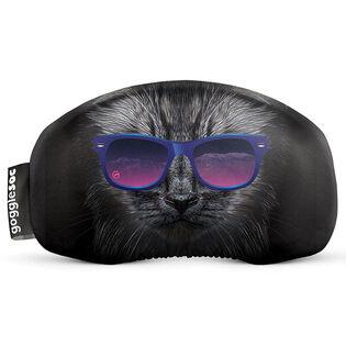 Protecteur de lunettes de ski Bad Kitty