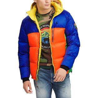 703f6eee1 Men's Water Repellent Down Jacket Men's Water Repellent Down Jacket · Polo  Ralph Lauren