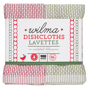 Wilma Dishcloth (Set Of 4)