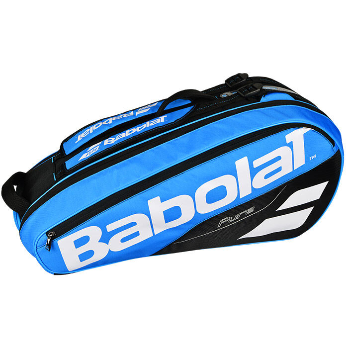 Pure Drive 6-Racquet Tennis Bag