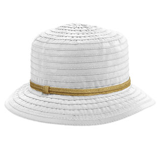 Women's Ribbion Bucket Hat