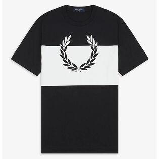 Men's Printed Laurel Wreath T-Shirt
