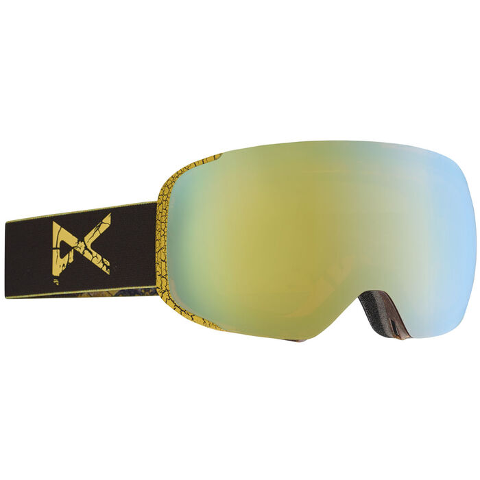 M2 MFI Snow Goggle With Facemask