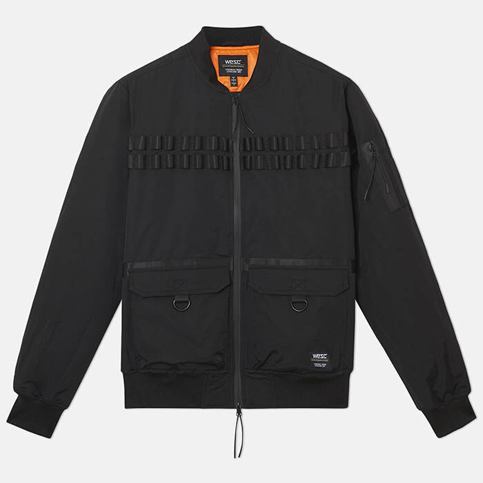 Men's Bomber Utility Jacket