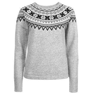 Women's Scandinavian Sweater