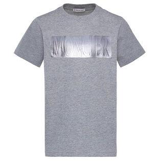 Juniors' [8-14] Box Logo T-Shirt
