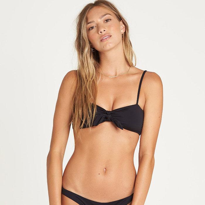 Women's Sol Searcher Crop Bikini Top