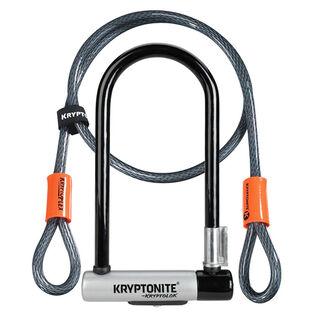 KryptoLok Series 2 Standard W/ 4' Cable Bike Lock