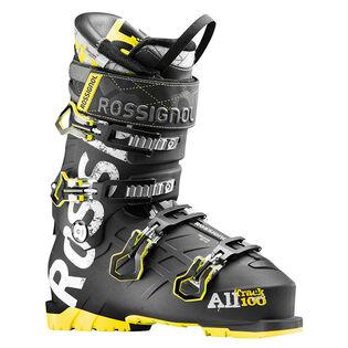Bottes de ski Alltrack Pro 100 pour hommes [2017]