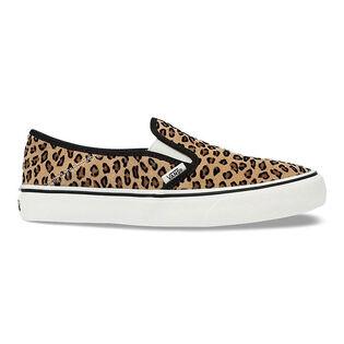 Women's Mini Leopard Slip-On SF Shoe