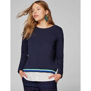 Women's Shirt Layering Sweater