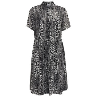 Women's Tonal Print Dress