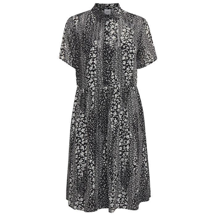 Women's Tonal Print Dress