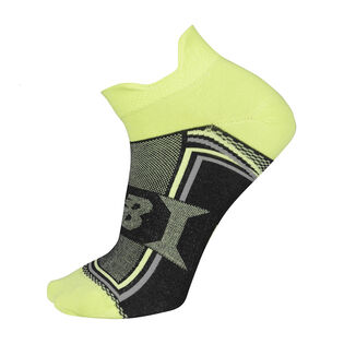 Unisex Hydrotech No Show Double Tab Sock