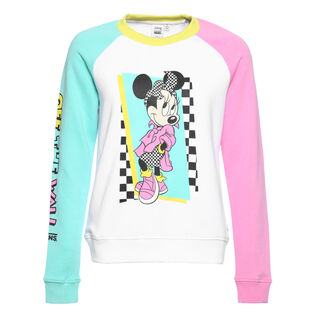 Women's Mickey's 90TH Retro Sweatshirt