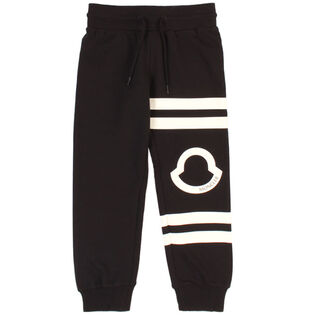Girls' [4-6] Casual Logo Pant
